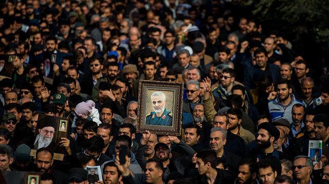 İran'ın sınır ötesi kolu: Kudüs Gücü