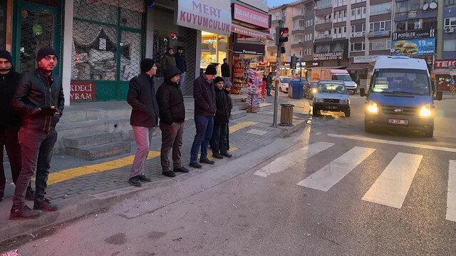 Ankara'da çifte deprem