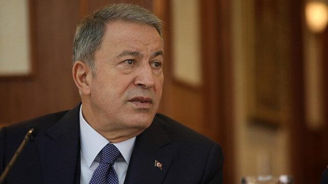 Milli Savunma Bakanı Akar: Yunanistan, uluslararası hukuka uygun davranmalı