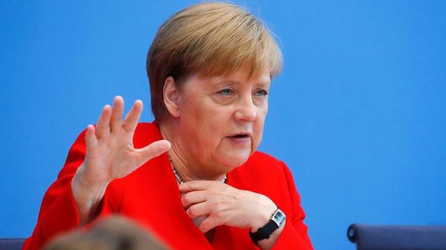 Almanya Başbakanı Angela Merkel İstanbul'a geldi