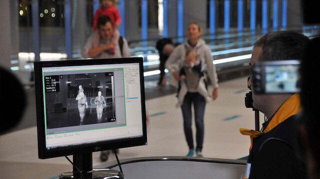 Türkiye'deki havalimanlarında 'korona' alarmı: Yolcular tek tek kontrol ediliyor