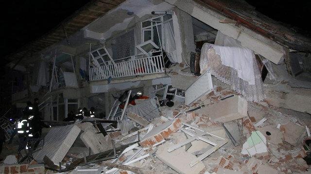Deprem sırasında kalp krizi geçiren muhtar hayatını kaybetti