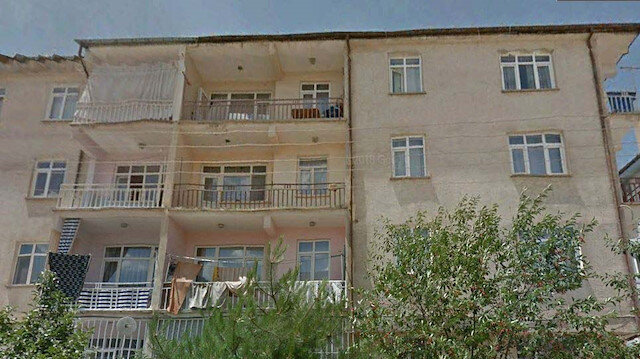 8 kişinin öldüğü Dilek apartmanının çökmeden önceki fotoğrafları