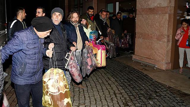 Türkiye, Elazığ'ın yaralarını sarmak için seferber oldu