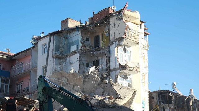 Depremde hayatını kaybedenlerin sayısı 29'a yükseldi