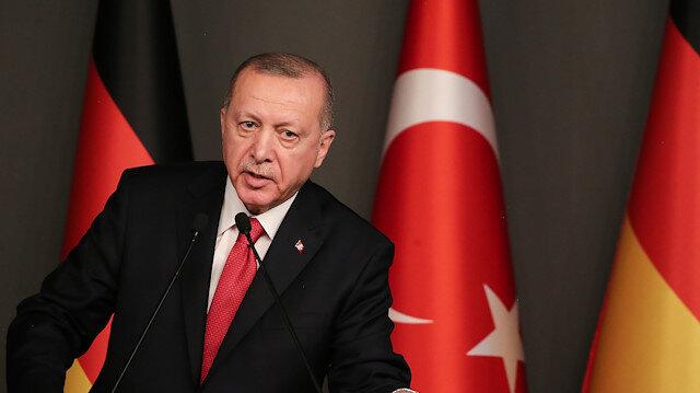 Cumhurbaşkanı Erdoğan'dan deprem sonrası ilk açıklama: Milletimizin yanındayız