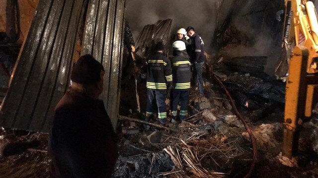 Konya'nın Beyşehir ilçesinde ev yangını: Aynı aileden 3 kişi hayatını kaybetti