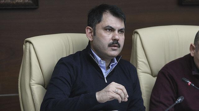 Çevre ve Şehircilik Bakanı Murat Kurum: Riskli binalar için köklü dönüşüm projesini başlatacağız