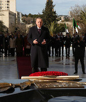 Cumhurbaşkanı Cezayirde