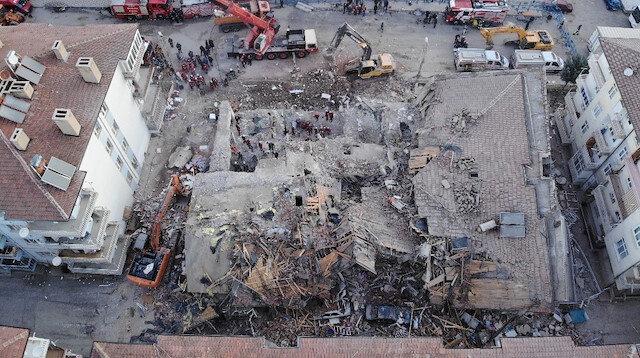 MSB, Elazığ ve Malatya depreminde yapılan çalışmaları paylaştı: ANKA ve IKU görevlendirildi
