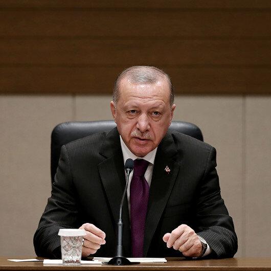 Cumhurbaşkanı Erdoğandan sosyal medya provokatörlerine: Beter, berbat, ahlaksızca...