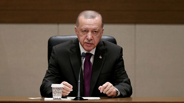 Cumhurbaşkanı Erdoğan'dan sosyal medya provokatörlerine: Beter, berbat, ahlaksızca...