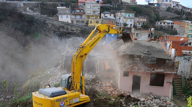 Ülke genelinde 1,5 milyon bina tespit edildi: Kentsel dönüşüm hız kazanacak