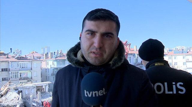 3 kişinin cansız bedenine ulaşılırken TVNET muhabiri gözyaşlarına hakim olamadı