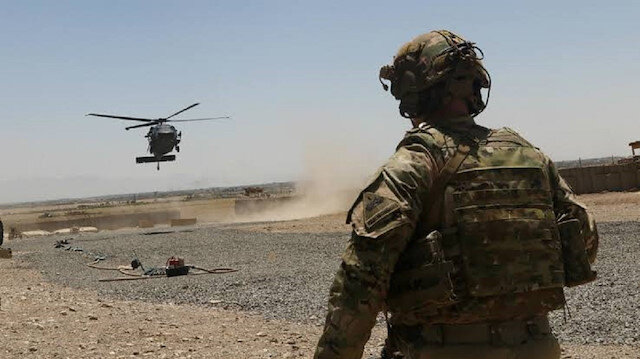 Taliban: ABD askeri uçağını düşürdük
