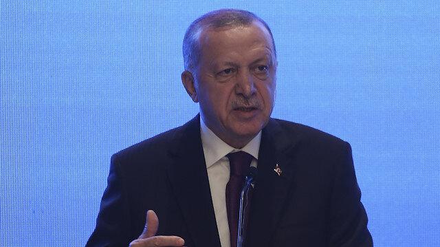 Cumhurbaşkanı Erdoğan: Hafter'in ateşkes diye bir derdi yok