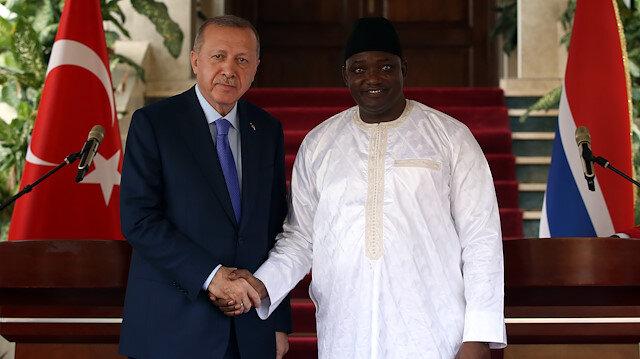 Cumhurbaşkanı Erdoğan: Hafter'in ateşkes diye, barış diye bir derdi yok