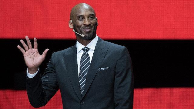 Bir efsane Kobe Bryant