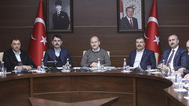 İçişleri Bakanı Süleyman Soylu: Evi yıkılanlara 41 bin TL acil yardım ödeneği yapılacak