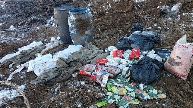 Bitlis'te, PKK'lıların kullandığı 5 sığınak bulundu: Kullanılamaz hale getirildi