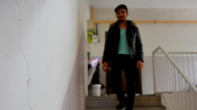 Depremin kahramanı Suriyeli Mahmud'un evi de hasar görmüş: Yardım taleplerini ise 'Allah rızası için yaptım' diyerek reddetti