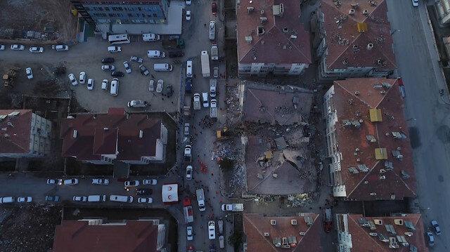 Yapı denetiminin olduğu binalar deprem testini geçti