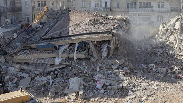 Depremde yıkılan binalar hakkında soruşturma
