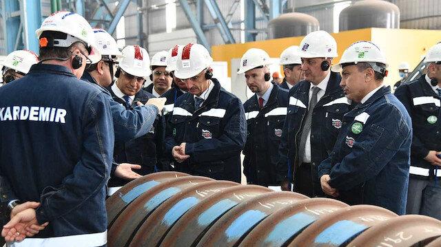 KARDEMİR dünyanın ilk 100 çelik şirketinden biri olacak