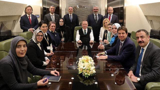 Cumhurbaşkanı Erdoğan: Kudüs Müslümanların kutsalıdır