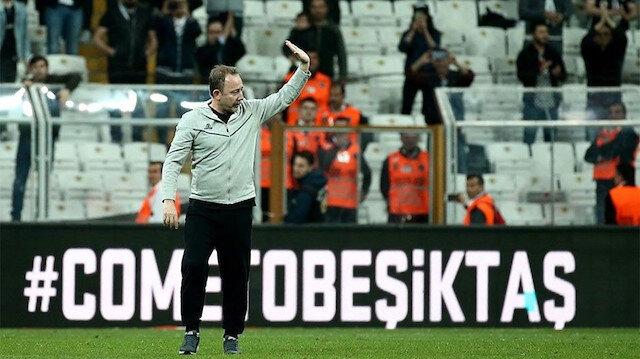Beşiktaş'ta Sergen Yalçın dönemi resmi olarak başladı
