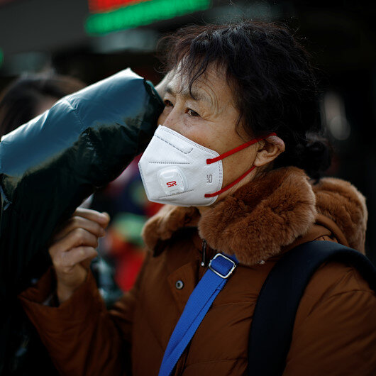 Çinde maske stokları tükendi