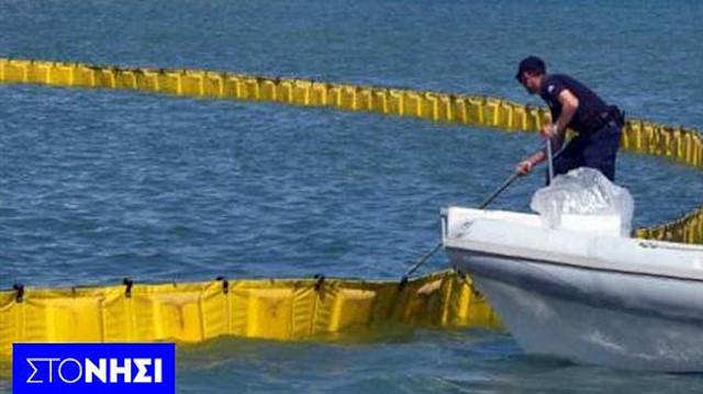 Yunan vicdanı: Göçmenlere karşı denize set çekiyorlar