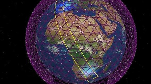SpaceX, 60 yeni Starlink uydusunu daha dünya yörüngesine gönderdi