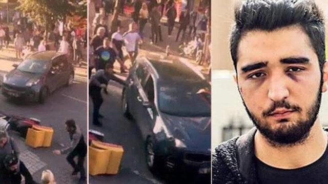 Bakırköy'de insanların üzerine aracı süren maganda Görkem Sertaç Göçmen hakkında zorla getirme kararı