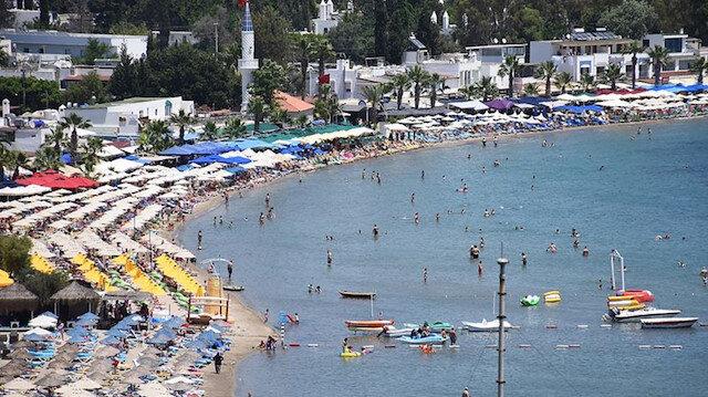 Türkiye turizmde yeni bir rekor yılını geride bırakarak 2019'da 51,7 milyon ziyaretçi ağırladı