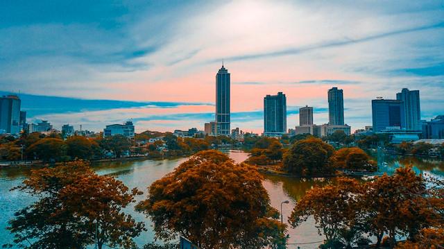 Cennetin coğrafyası: Sri Lanka