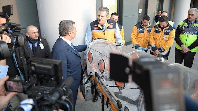 Sağlık Bakanı Koca'dan tahliye edilen Türkler hakkında açıklama: 6 kişi uçağa binmekten vazgeçti