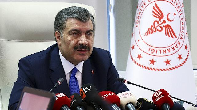Sağlık Bakanı Koca: Türkiye'de Corona virüsü tanısı olan hasta yok