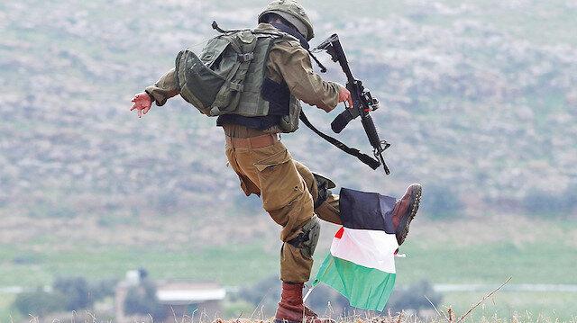 Filistin'e ihanetin itirafı