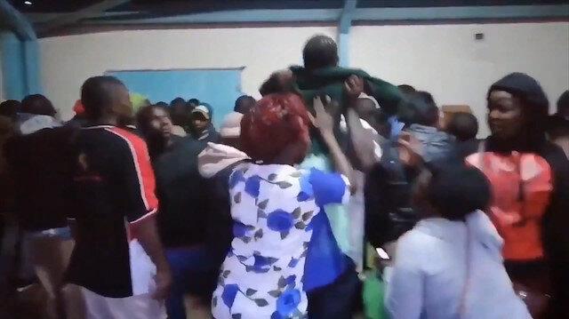Kenya'da ilkokul çıkışında izdiham: 14 ölü, 38 ağır yaralı