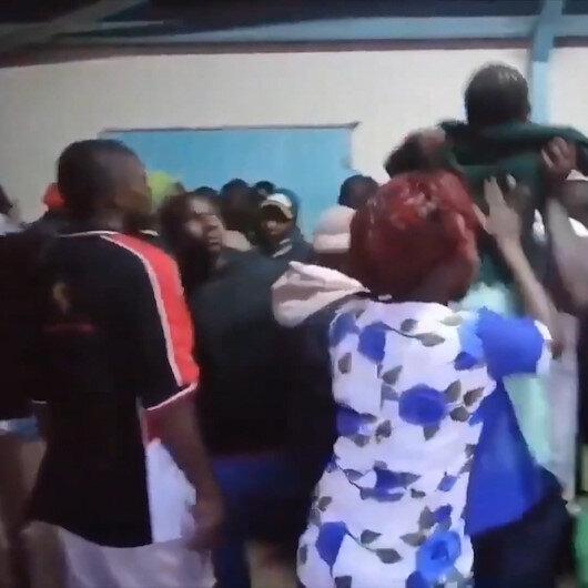 Kenyada ilkokul çıkışında izdiham: 14 ölü, 38 ağır yaralı