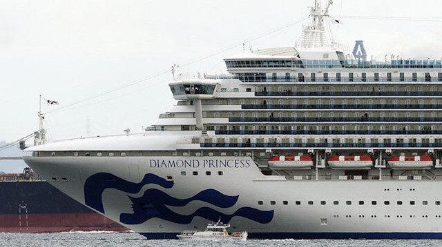 🚢🛳️ Japonya'daki yolcu gemisine karantina: Yolcuda bulunan virüs yetkilileri harekete geçti