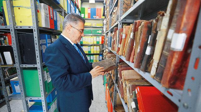 Osmanlı arşivleri İsrail'i korkutuyor