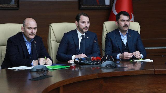 Hazine ve Maliye Bakanı Berat Albayrak: Halk Bankamız 50 bin TL'ye kadar kredi imkanı sağlayacak