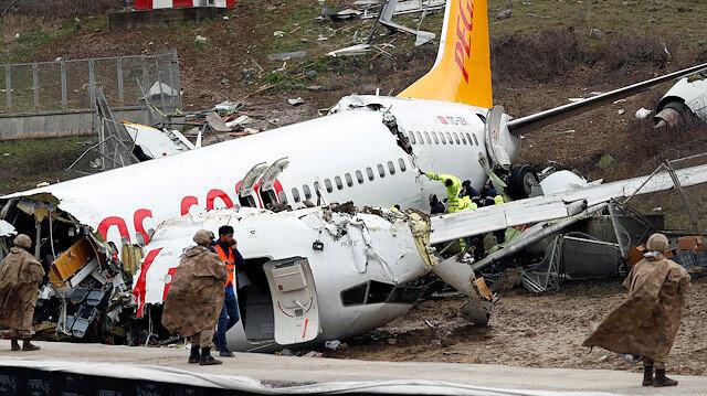 Yine Pegasus: İki yılda üçüncü kaza meydana geldi