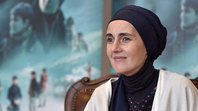 Aida  Begic : Sinemada tek hedefim insanın özüne ulaşmak