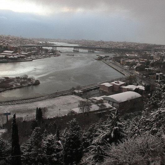 İstanbulda kartpostallık görüntüler