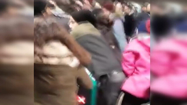 İBB'nin ulaşım zammı protesto edildi