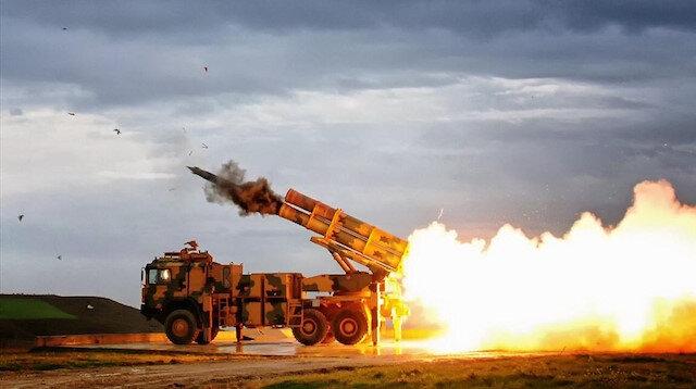Esed rejimine Türkiye'den sert yanıt: 115 hedef yerle bir edildi