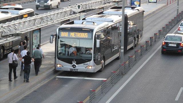 İstanbul'da zamlı ulaşım başladı: Metrobüs 5.20, tam bilet 3.50 lira oldu